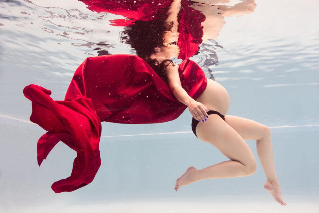 fotografía subacuática Madrid
